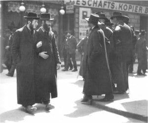 """""""Für euch sind Juden Fremde mit Schläfenlocken"""""""