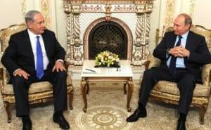 Wie Russland israelische Luftangriffe in Syrien verhinderte