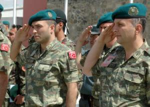 Fünf hochrangige türkische Generäle reichen Rücktritt ein