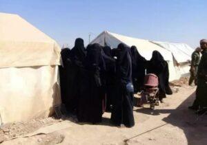Das syrische Flüchtlingslager Al-Hol ist eine tickende Zeitbombe.