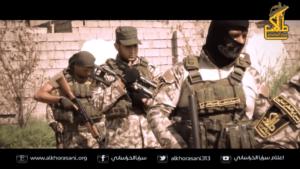 Irantreue Milizen überfallen Fernsehsender im Irak
