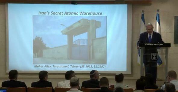 Iran: UN-Atombehörde findet Spuren von Nuklearmaterial in Lagerhaus