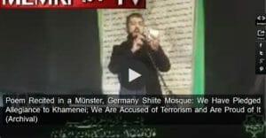 Deutsche Hisbollah-Moschee erklärt, stolz auf Terror zu sein