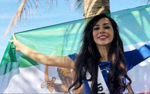 Iranische Schönheitskönigin nennt Regime in Teheran terroristisch