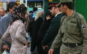 Der alltägliche Tugendterror der Islamischen Republik Iran gegen ihre Bevölkerung