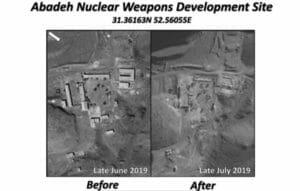 Israel enthüllt neue Atomanlage im Iran