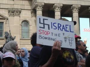 """Der politische Islam will Europa """"judenrein"""" machen"""