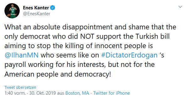 Ilhan Omar stimmte nicht für US-Resolution, die den Völkermord an den Armeniern verurteilt
