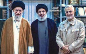 Iranischer Revolutionsgardenführer nach Beirut entsandt