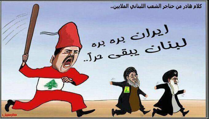 Proteste im Irak und Libanon: Die alten Verschwörungstheorien ziehen nicht mehr
