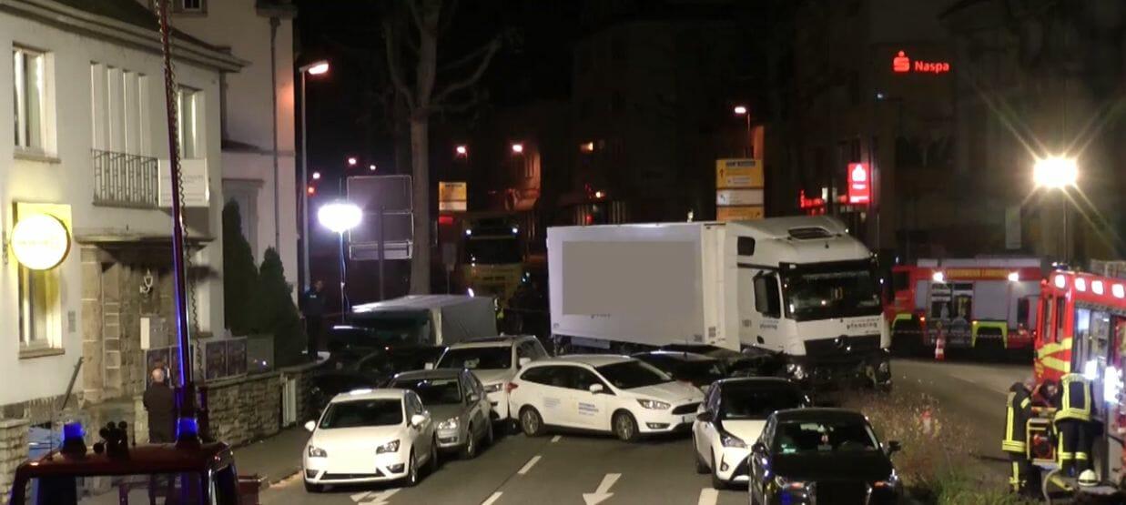 Unfallfahrt von Limburg könnte als Terroranschlag eingestuft werden