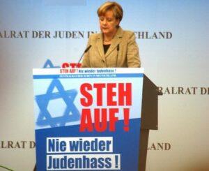 Zionistische Organisation Amerikas kritisiert Merkel für ihre Wortwahl gegenüber dem Iran