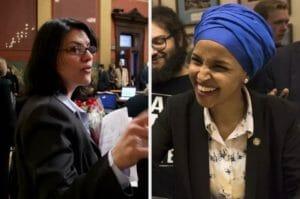 """Zwei US-Demokraten wollen nach """"Palästina"""" reisen"""