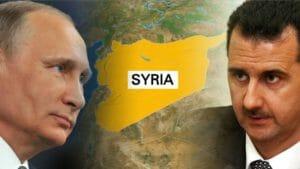 Versagen des Westens: das Beispiel Syrien
