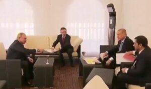 Putin und Erdogan einigen sich auf Pufferzone in Syrien