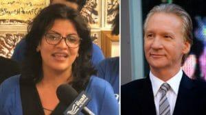 US-Abgeordnete Tlaib fordert Boykott von Talkshow-Star Bill Maher