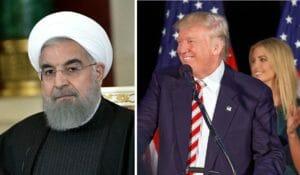 Donald Trump denkt an, Sanktionen gegen den Iran zu lockern