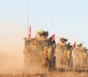 Assad lässt türkischen Militärkonvoi in Syrien bombardieren