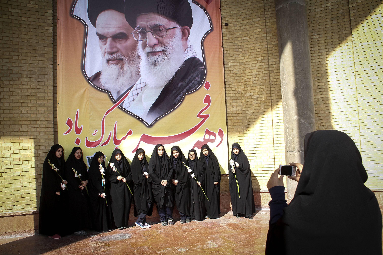 Der Iran fühlt sich so bedroht, wie seit den Massenprotesten von 2009 nicht mehr