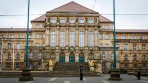 Rathaus in Kassel