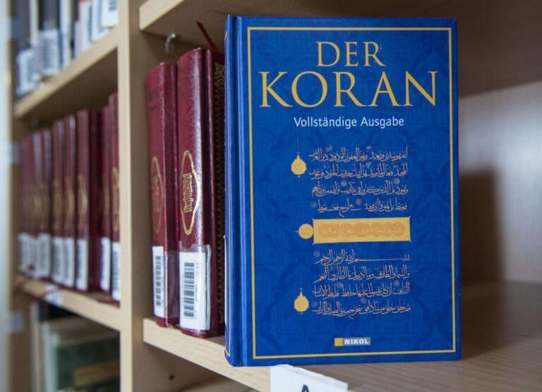 Eine Ausgabe des Koran