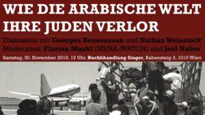 Wien: Wie die Arabische Welt ihre Juden verlor