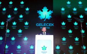 Ahmet Davutoglu verkündet die Gründung seiner Partei