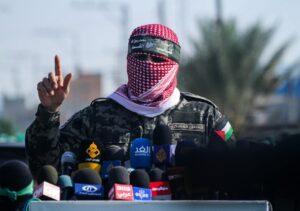 Gesprächspartner des Internationalen Strafgerichtshofs: Islamisten von der Terrorgruppe Hamas (imago images/ZUMA Press)