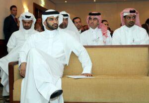 WM-Organisator Hassan Abdullah Al Thawadi (Quelle: Stadium Plus Qatar/CC BY 2.0)
