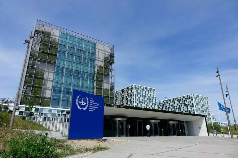 Der Internationale Strafgerichtshof in Den Haag (imago images/Steinach)