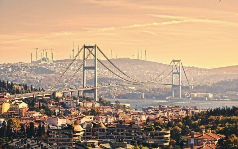 Blick auf Istanbul (Quelle: Pixabay)