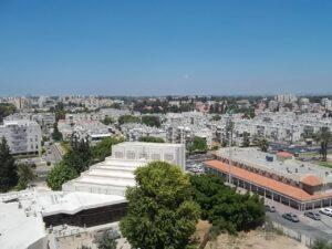 Die gemischte, jüdisch-arabische Stadt Ramla (Pashute/CC BY-SA 3.0)