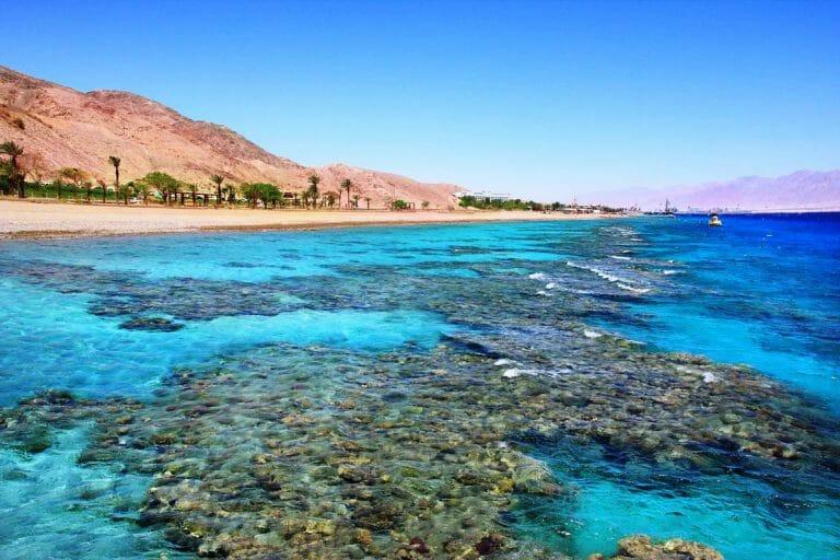 Ein Hotspot des Tourismus in Israel: Das Rote Meer bei Eilat (imago images/Panthermedia)