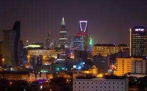 Die saudi-arabische Hauptstadt Riad (imago images/ITAR TASS)