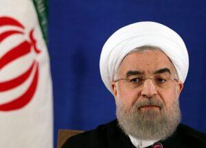 """Kündigte Geständnisse im Fernsehen an: der """"moderate"""" Präsident Hassan Rohani (Quelle: Tasnim News Agency/CC BY 4.0)"""