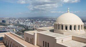 Kirche in Oran (Algerien)