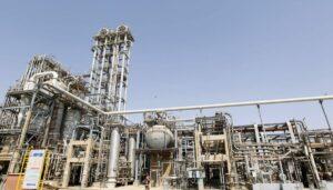 Petrochemische Anlagen in Mahsharh