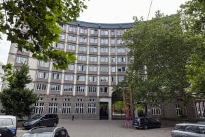 Gebäude der Staatsanwaltschaft Hannover