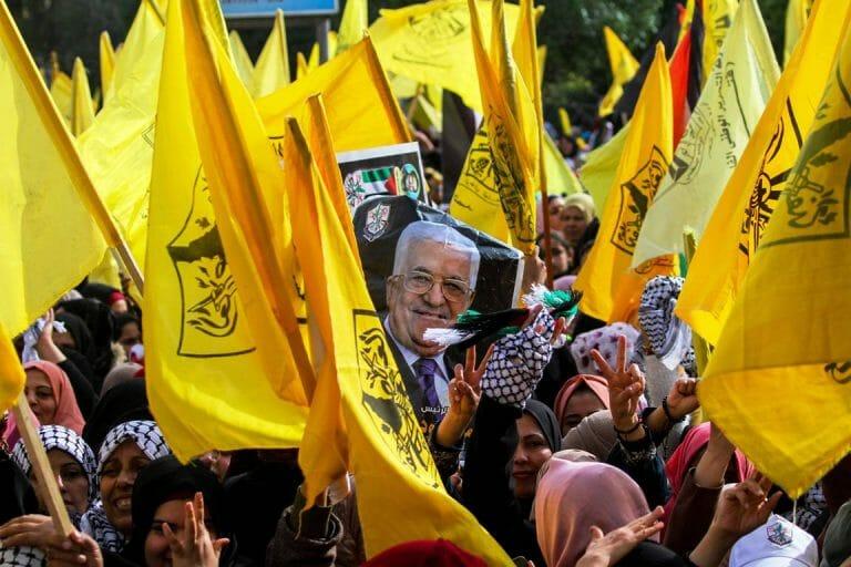 Mahmud Abbas ist genausowenig ein Friedenspartner wie sein Vorgänger Jassir Arafat (imago images/ZUMA Press)