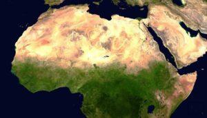 Arabische Welt (NASA)