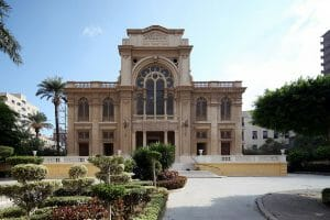 Die Eliyahu-Hanavi-Synagoge in Alexandria (Roland Unger/CC BY-SA 3.0)