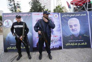 Terrorgruppen im Gazastreifen trauern um Soleimani. Dafür hagelt es Kritik. (imago images/ZUMA Press)