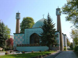 Die Imam-Ali-Moschee in Hamburg (Staro1/CC BY-SA 3.0)