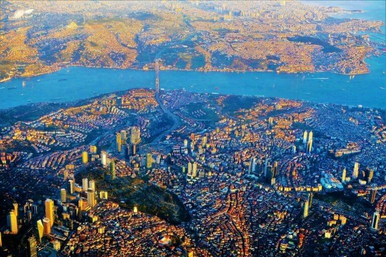 Ehemals Hauptstadt eines Weltreichs: Istanbul (Quelle: Pixabay)