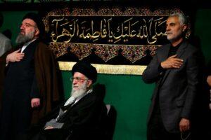 Ali Khamenei und Qassem Soleimani (Wikimedia Commons/CC BY 4.0)