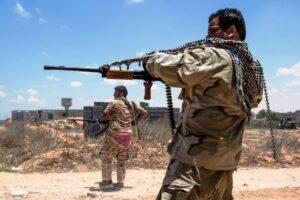 Krieg in Libyen (imago images/Sebastian Backhaus)