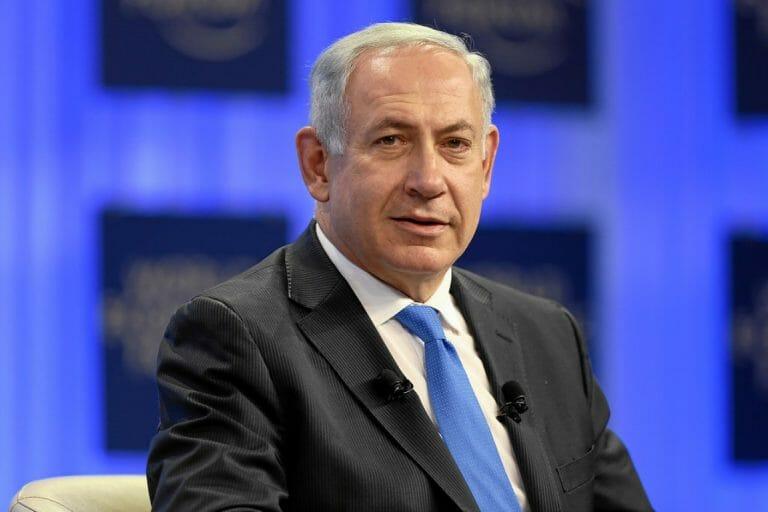 Israels Premierminister Benjamin Netanjahu (World Economic Forum/CC BY-NC-SA 2.0)