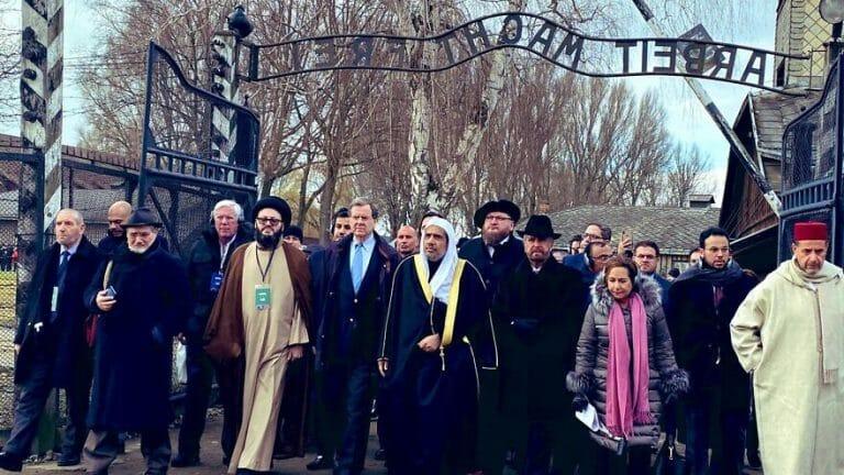 Islamische Geistliche in Auschwitz