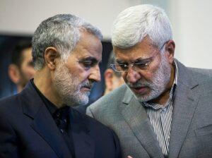 Auch im Tod vereint: Qassem Soleimani und Abu Mahdi al-Muhandis (Hossein Velayati/CC BY 4.0)