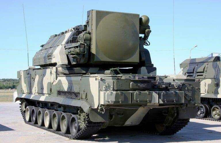 Beim Abschuss des ukrainischen Flugzeugs kam das russische Tor-System zum Einsatz (Vitaly V. Kuzmin/CC BY-SA 4.0)